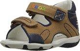 Geox B Sandal Elba Boy 22 Flat (Infant/Toddler)