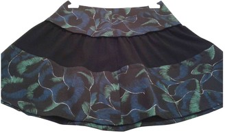 Kenzo Green Skirt for Women