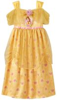 Disney Disney's Beauty and the Beast Belle Toddler Girl Floral Nightgown