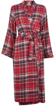 Cyberjammies Red Check Robe