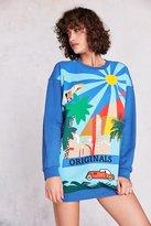 adidas + UO Sunny City Pullover Sweatshirt