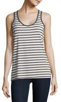 Saks Fifth Avenue Carnegie Stripe Tank Top