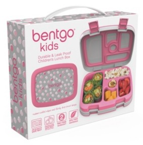 Bentgo Kids Printed Lunch Box