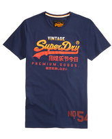 Superdry Super dry Men's Logo- Print T-Shirt