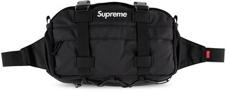 Supreme logo waist bag FW19