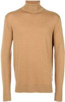 Sunspel roll neck sweater