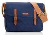 Storksak Infant Girl's 'Ashley' Messenger Diaper Bag - Blue