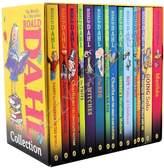 Roald Dahl 15 Book Collection Gift Box Set