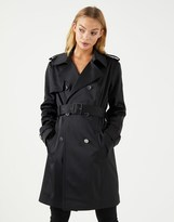 Star by Julien Macdonald Star By Julien Mcdonald Short Trench Mac