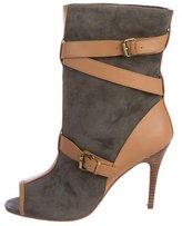 Vivienne Westwood Helga II Suede Ankle Boots w/ Tags