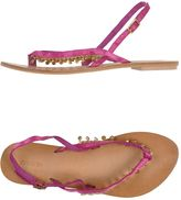 MET Toe strap sandals