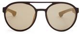 Mykita Targa 3-d Printed Aviator Sunglasses