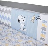 Lambs & Ivy Peanuts My Little Snoopy Crib Bumper by