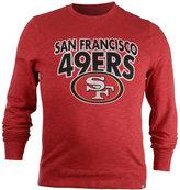 '47 Men's San Francisco 49ers Crew Sweatshirt