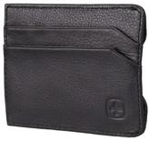 Swiss Gear Men's Sierre Front Pocket Wallet Black