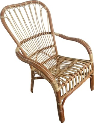 Aries Trading Almeria Rattan Chair