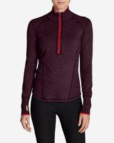 Eddie Bauer Women's Engage 1/4-Zip Sweater