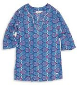 Vineyard Vines Toddler's, Little Girl's & Girl's Fish-Print Tunic