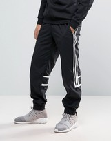 Adidas Originals Clr84 Woven Regular Fit Joggers In Black Bk5934
