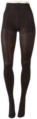 Hue Luster Tights with Control Top (Black) Hose