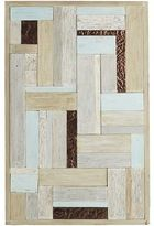 Pier 1 Imports Drifted Planks Wall Panel