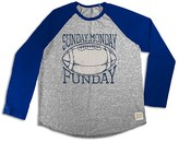 Original Retro Brand Boys' Colorblock Football Tee - Sizes S-XL