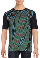 Salvatore Ferragamo Cactus Knit Woolen Pullover