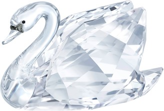 Swarovski Small Crystal Swan Figurine
