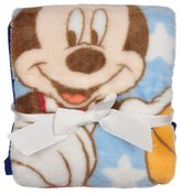Kids Line Disney Mickey Mouse High Pile Blanket