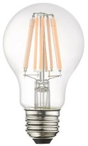 Livex Lighting 8.5 Watt (75 Watt Equivalent), A19 LED, Dimmable Light Bulb, Cool White (3000K) E26/Medium (Standard) Base