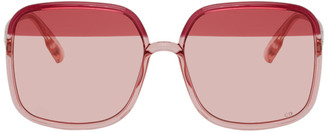 Christian Dior Pink SoStellaire1 Sunglasses