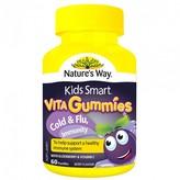 Nature's Way Kids Smart VitaGummies Cold & Flu, Immunity 60 gummies