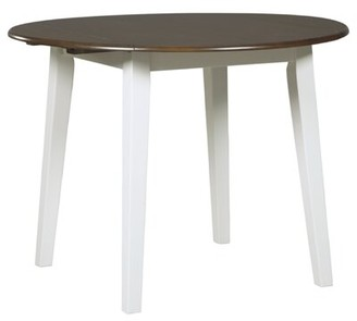 Three Posts Strongsville Drop Leaf Dining Table