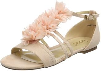 Lotus Women's Elise Ankle Strap Heels