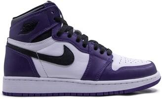 Nike Kids TEEN Air Jordan 1 High Retro sneakers