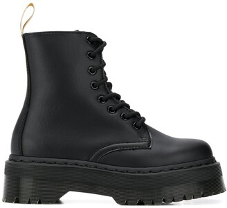 Dr. Martens Chunky Sole Ankle Boots
