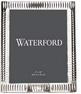 "Waterford Lismore Diamond Photo Frame (8"" x 10""), White"