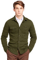 Polo Ralph Lauren Cotton-Blend Shirt Jacket
