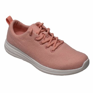 AdTec Ad Tec Modern Women's Wool Shoes Lightweight Sneakers Odor Resistant & Temperature Regulating Easy to Slip On & Clean All Season Footwear