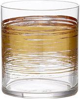 Marc Blackwell Brushstroke Equator Gold Small Tumbler-GOLD