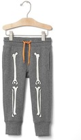 Gap Halloween glow-in-the-dark sweats