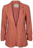 Vero Moda Milo Linen-Blend Blazer