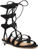 Schutz Erlina Suede Gladiator Sandal