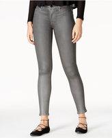 Hudson Nico Mystic Skinny Jeans, Silver Wash