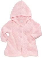 First Impressions Baby Girls' Popcorn-Knit Jacket