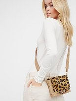 Free People Royale Suede Crossbody