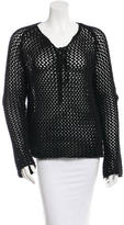 Altuzarra Open Knit Sweater