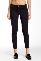 Tractr Faux Suede Five Pocket Basic Skinny Pants