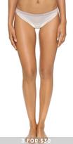 Calvin Klein Underwear Seamless Illusions Thong