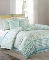 Echo Lagos Queen Comforter Set